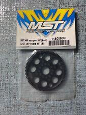 MST #148089BK 48P Spur gear 89T (black)