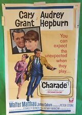 CHARADE 1963