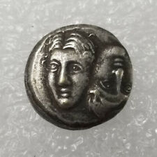 Rare Silver Plated Greek Ancient Coin The Great Greek Coin NO.54
