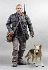"Subway 1/6 Scale 12"" Survivor Action Figure with Dog 93001"