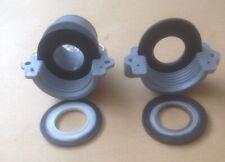 Lay Z Spa Hot Tub pump B & C coupling water rubber seals Pair NEW FREEPOST FAST