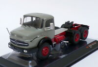 Ixo Models 1/43 Scale TR056 - 1979 Mercedes Benz LK 2624 - Grey