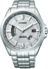 """NEW Citizen """"Collection""""  Eco-Drive Solar Perfex Multi 3000 Watch JAPAN F/S"""