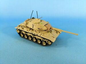 Matchbox Collectibles Steel Soldiers Collection M60 A1 Tank