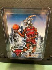 Michael Jordan Card. Custom Made