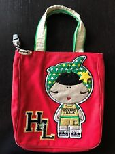 Harajuku Lovers Bishoujo Athletic Bag Tote Handbag Excellent Condition Collector