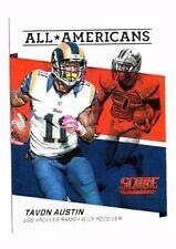 Tavon Austin 2016 Score, All Americans, Football Card !!
