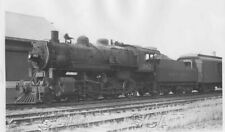 9FF550 RP 1937/70s MAINE CENTRAL RR 4-6-0 LOCOMOTIVE #382 CORNISH ME