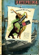 Anteprima. RIVISTA INTERNAZIONALE. 1950. I ED..