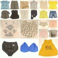 Huge Lot Women's 2X Plus Size Summer Clothes Pants Shorts Tops Shirts Mixed