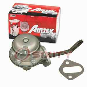 Airtex Mechanical Fuel Pump for 1958 Packard Packard 4.7L V8 Air Delivery ob