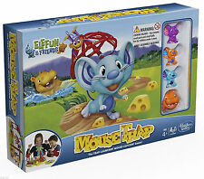 Hasbro 5-7 Years Mousetrap Board & Traditional Games