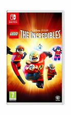 LEGO The Incredibles - including EDNA Lego Minifigure (Nintendo Switch) **Pre Re