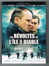 LES RÉVOLTÉS DE L'ÎLE DU DIABLE - MARIUS HOLST - 2011 - DVD - NEUF NEW NEU