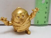 GOLD 2020 McDONALD'S Minions Rise of Gru Dreamworks HAPPY MEAL TOYS Toy