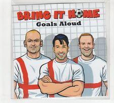 (GP812) Goals Aloud, Bring It Home - DJ CD