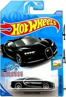 HOT WHEELS 2020 FACTORY FRESH '16 BUGATTI CHIRON BLACK