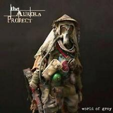 THE AURORA PROJECT - World of Grey  SEALED DECEMBER 2016 POWER MELODIC PROG