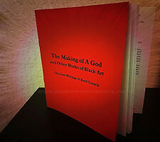 THE MAKING OF A GOD. Basil Crouch, Finbarr Books Grimoire, Magick, Occult