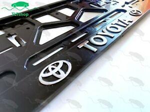"""""""Toyota"""" platform holder EU Euro EU flexible! universal, for all cars."""
