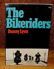 Danny Lyon The Bikeriders Original 1968 MacMillan 1st PB Motorcycles Bikes