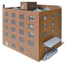 3788 Walthers Cornerstone Williams Industrial Electric Motors Warehouse HO Scale