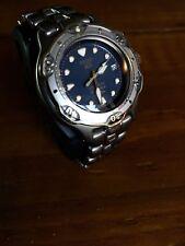 Rare Vintage Titanium Seiko AGS 200M Scuba Watch