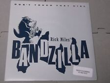 """Bandzilla:   Don't Touch That Dial  PROMO   7""""   Near Mint Unplayed"""