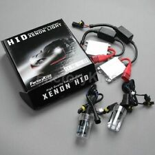 HID Xenon Light Conversion Kit H7 8000K Bulbs Blue Aftermarket for Mercedes-Benz
