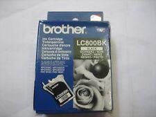 Set BROTHER LC-800 BK C M Y Originale per MFC-3220C -3420cn FAX 1815C FAX1820C