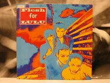FLESH FOR LULU - S/T SELF TITLED LP EX+ TO NEAR MINT GERMANY 1984 METRONOME SAME