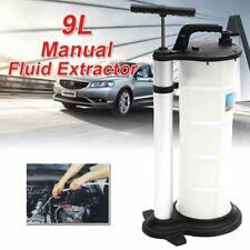 9L Oil Suction Fluid Liquid Extractor Engine Removal Transfer Vacuum Hand Pump