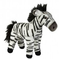 RAVENSDEN SOFT TOY ZEBRA 36CM - FRS004Z CUDDLY TEDDY PLUSH CUTE FLUFFY