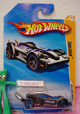 2010 #2 NM Hot Wheels TOOLIGAN #02/240 ~ Tint Chrome;blue oh5 ~Wrench,Ruler~