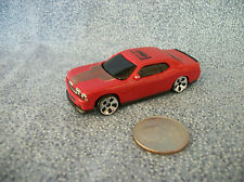 Maisto 2008 Dodge Challenger SRT8 Rust / Orange