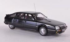 """Citroën CX GTi Turbo II """"Black"""" 1986 (Neo Scale 1:43 / 45511)"""