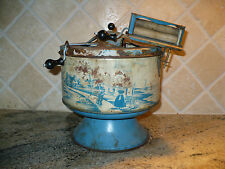 ANTIQUE WOLVERINE TIN TOY WASHING MACHINE