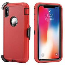 For iPhone Xs Max X iPhone XR iPhone X Case Belt Clip Fits Otterbox Defender