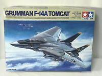 TAMIYA 1/48 Grumman F-14A Tomcat 61114 (with Tracking No)