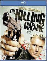 KILLING MACHINE - BLU RAY - Region A - Sealed