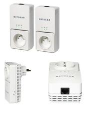 3x Netgear Powerline Network Kit kompatibel m. devolo dLAN 200AV TP-Link AV 200