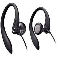 Philips Shs3300bk Earhook Headphones Shs3300 Black