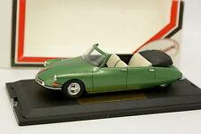 Classiques CCC Résine 1/43 - Citroen DS découvrable 4 portes  Reuter 1960