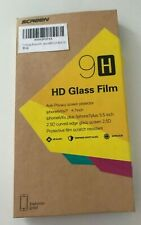 OneThing HD Glass Film for Apple iPhone 6 and iPhone 6s Plus Anti Privacy Black