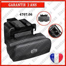 Électrique Interrupteur de Frein à Main 470706 pour Peugeot 3008/5008 Noir mat