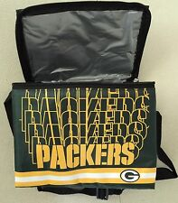 Green Bay Packers Forever Collectibles Insulated Lunch Bag New!