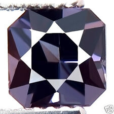 1.32ct FLAWLESS RARE 100% NATURAL UNHEATED SILVER GRAY SPINEL AWESOME GEMSTONE