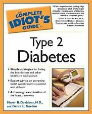 The Complete Idiot's Guide to Type 2 Diabetes (The Complete Idiot's-ExLibrary