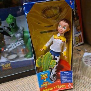 Toy story 2  jessie doll  rare
