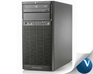 HP ProLiant ML110 G6 Server - Intel Pentium, 1GB RAM, 250GB HDD